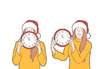 Как спросить и назвать время по-английски