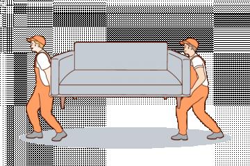 Предметы мебели на английском